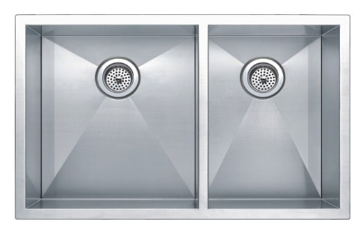 Squared Undermount Sink 2